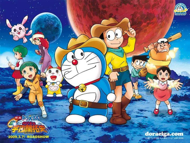 """Doraemon Bahasa Indonesia Terbaru """"PRA MODEL UNTUK"""