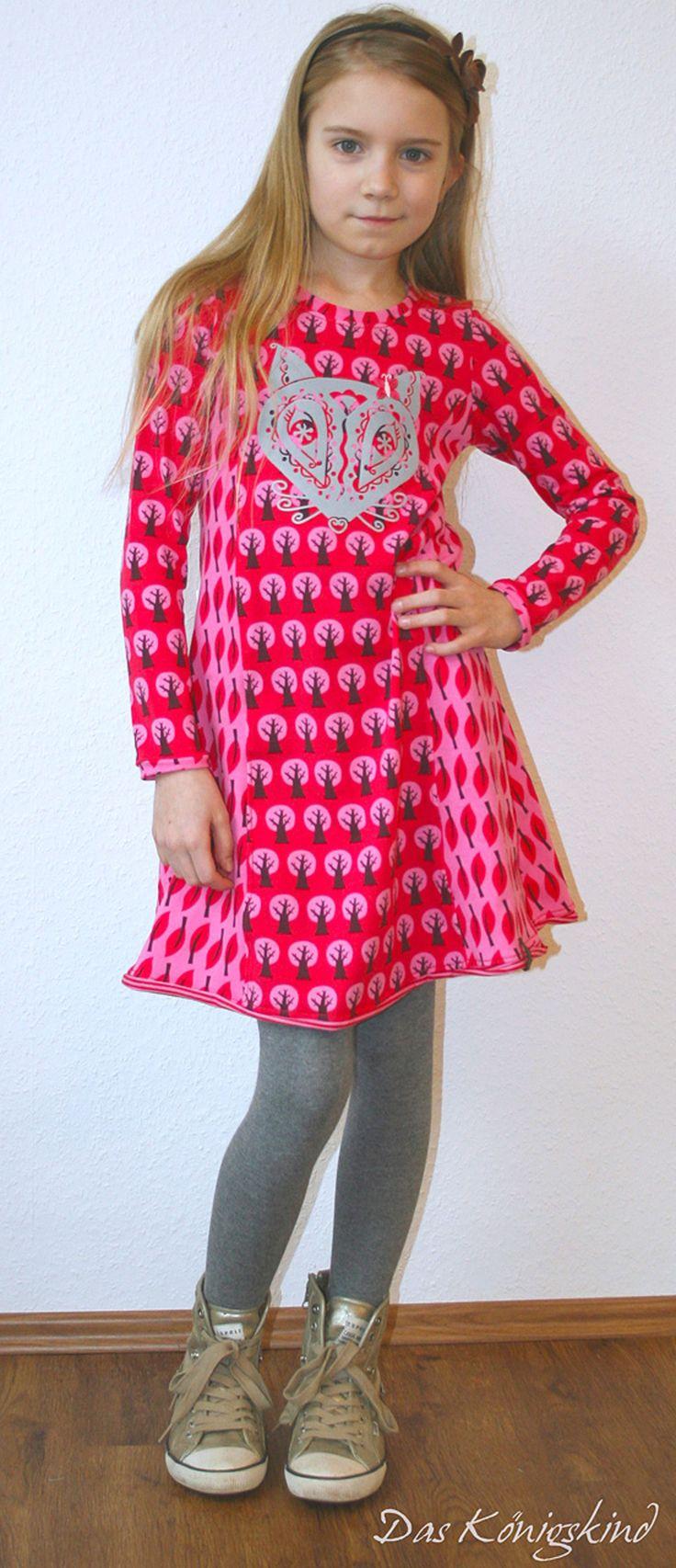 KIARA, Kleid und Longshirt, Schnittmuster | Schnittmuster