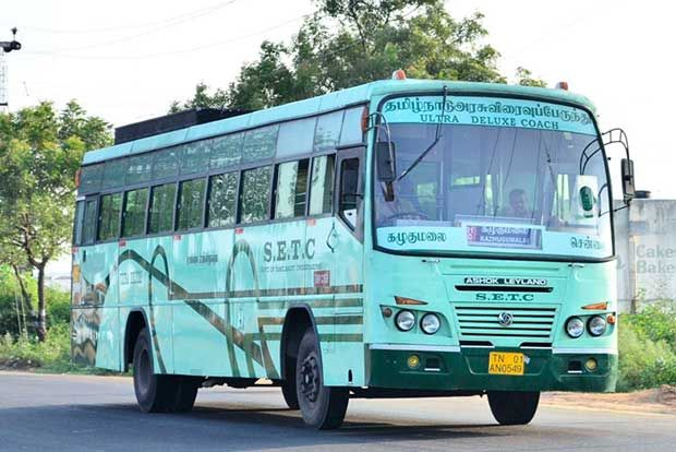 Setc Bus Tickets Booking Online Via Redbus With Images Bus