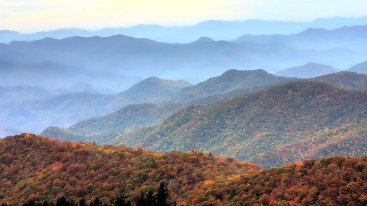 Great Smoky Mountains National Park, North Carolina & Tennessee | 50 Amazing American Destinations To See Before They Change Forever (PHOTOS) | The Weather Channel