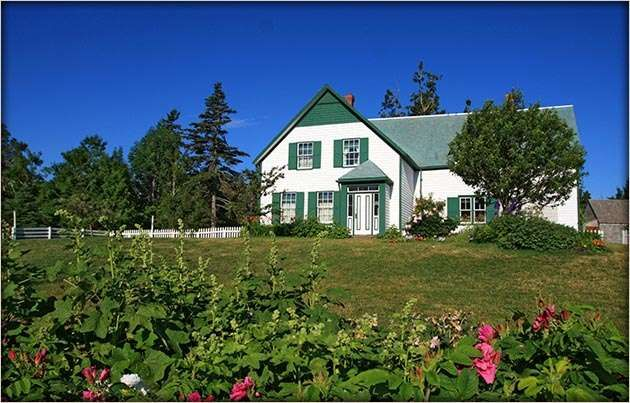 """Prince Edward Island. Because it looks beautiful and I could see things from """"Anne of Green Gables"""""""