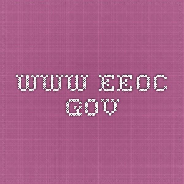 www.eeoc.gov