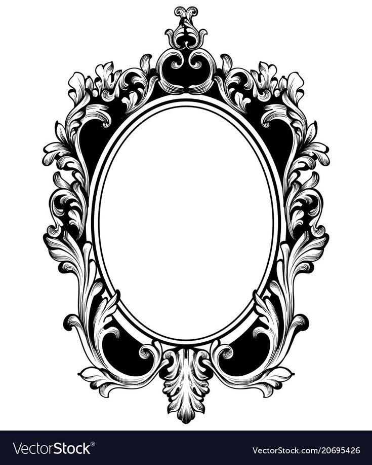 Pin by Sheri Foxworth on Engraving Frames - Oval | Vintage ...