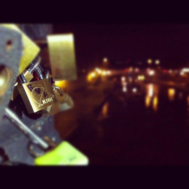 slotje op de brug