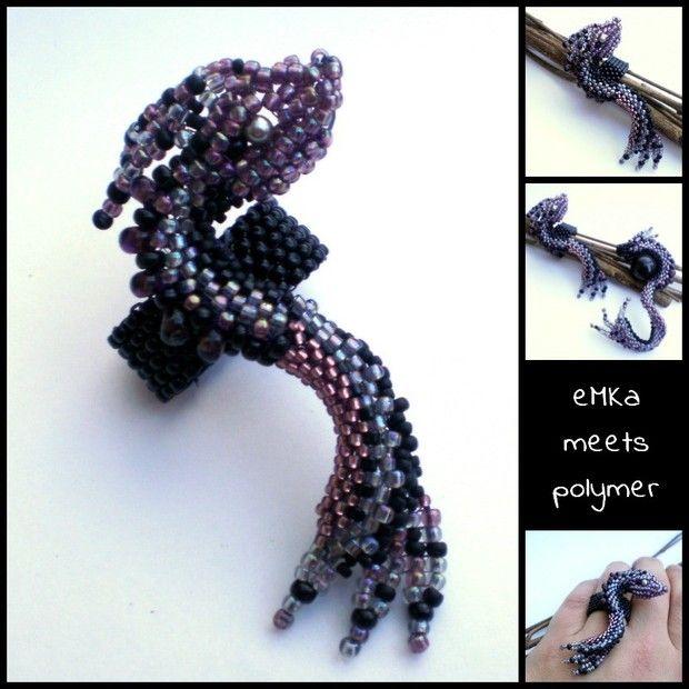 19/9 Dragon... TOHO beads