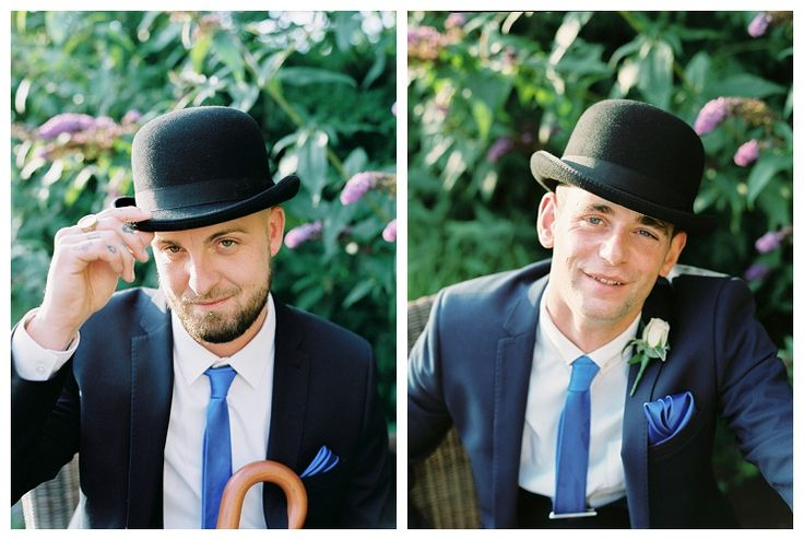 Dapper Groomsmen at Stanley House Hotel & Spa Blackburn Wedding | www.clare-robinson.co.uk