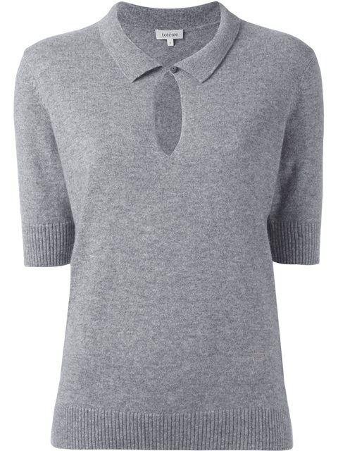 Toteme укороченный свитер