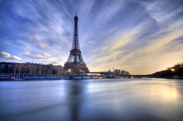 海外旅行世界遺産 パリのセーヌ河岸 パリのセーヌ河岸の絶景写真画像ランキング フランス