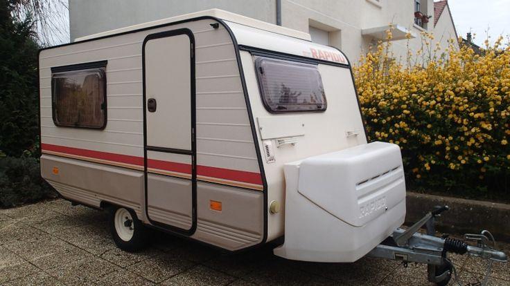 vente caravane rapido club 30 vendu rapido club 30 caravan pinterest caravane rapido. Black Bedroom Furniture Sets. Home Design Ideas