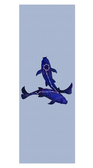 Astrological sign pisces constellation Yoga Mat by @savousepate on Rageon! #yogamat #pisces #koi #koifish #koifishes #fishes #horoscope #astrology #astrologicalsign #zodiacsign #stars #constellation #cosmos #cosmic