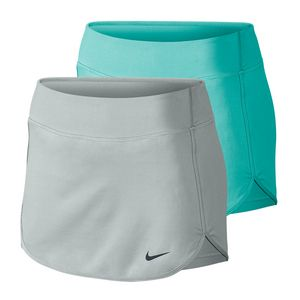 Featuring built-in compression shorts to ease your movement as you glide naturally on the court, you can't go wrong with the NIKE Women's Straight Court Tennis Skort! Get it here >> http://www.tennisexpress.com/nike-womens-straight-court-tennis-skort-44193 #TennisExpress