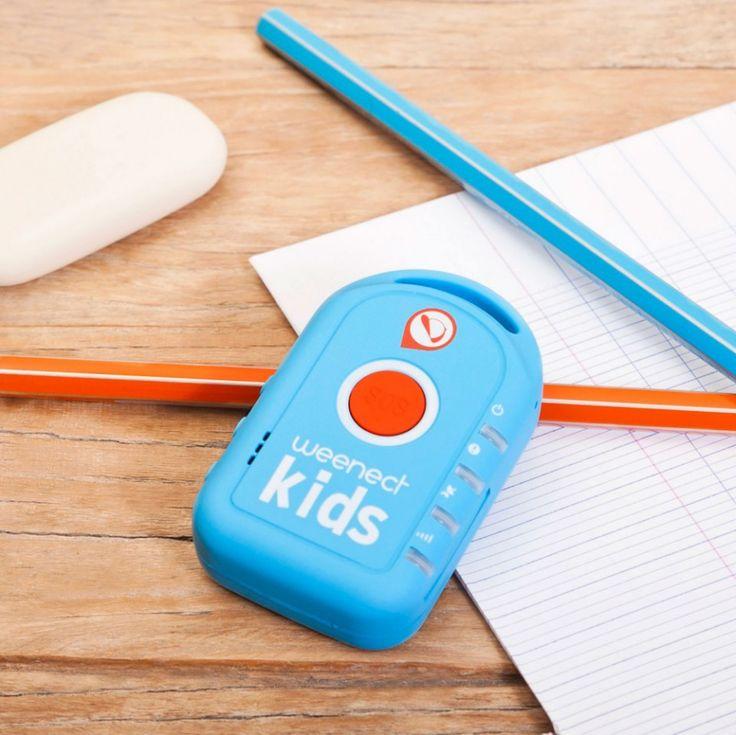 Deti všade pod kontrolou | Detský GPS tracker Weenect Kids