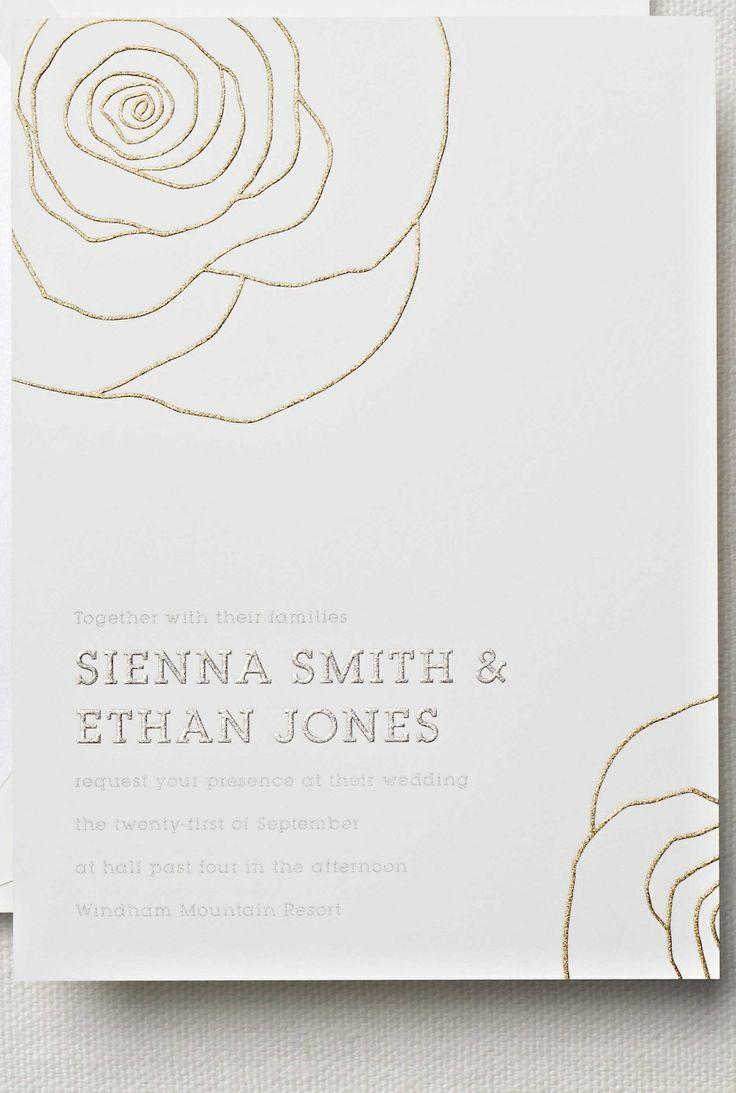 28 best Eco Friendly Wedding Invitations images on Pinterest | Eco ...