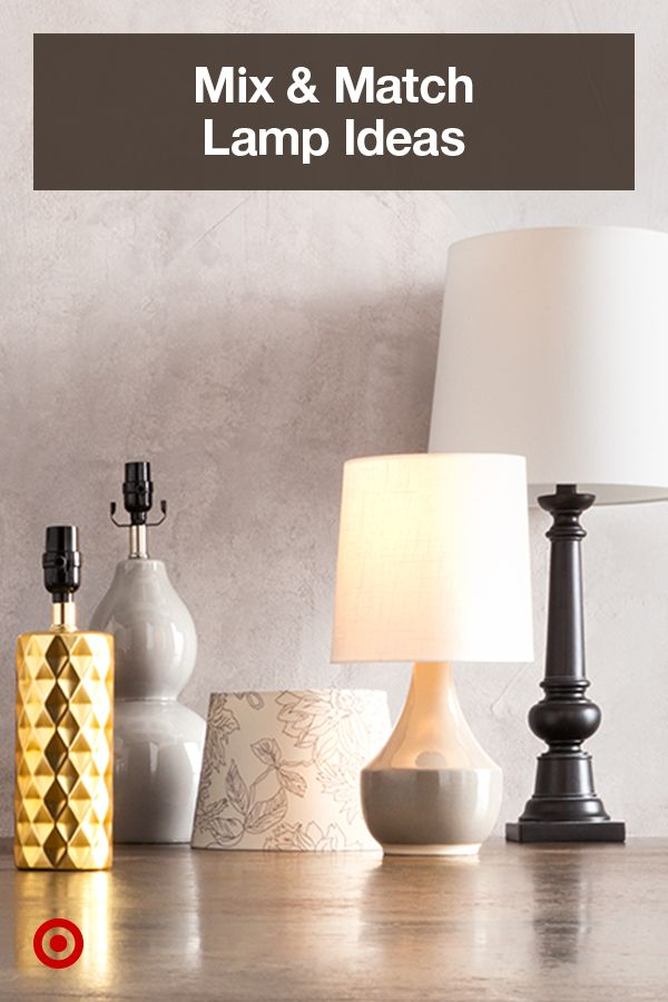 Lamp To Match Your Decor