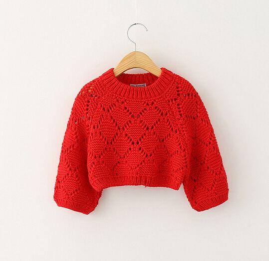 Купить товарДети зима пуловер вязание полые дети свитера девочки младенцы вязаный свитер красный черный в категории Свитерана AliExpress.        Детская зимняя пуловер 2015 мода Вязание выдалбливают Дети свитера девочек ребенка вязаный свитер кра
