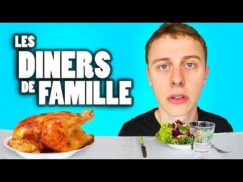NORMAN - LES DINERS DE FAMILLE - YouTube
