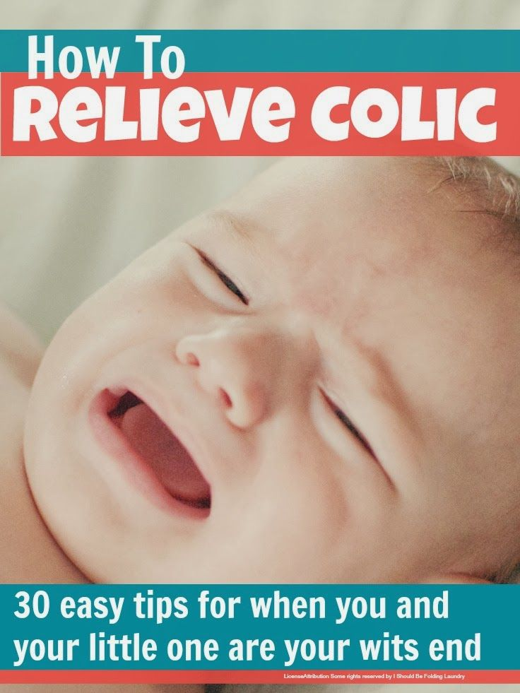Watching my baby suffer with colic was heart rending. This is a list of loads of tips and tricks to relieve baby colic that I collected as I went along and so wish I had had when baby was first born!!