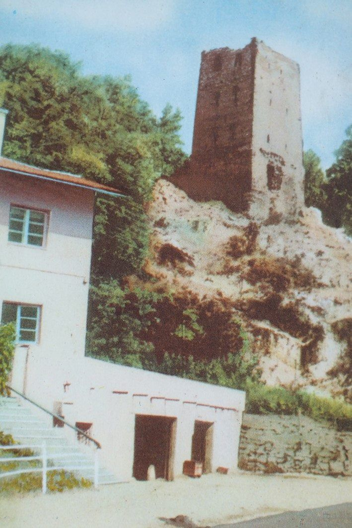 Brasov, Turnul Negru, 1972