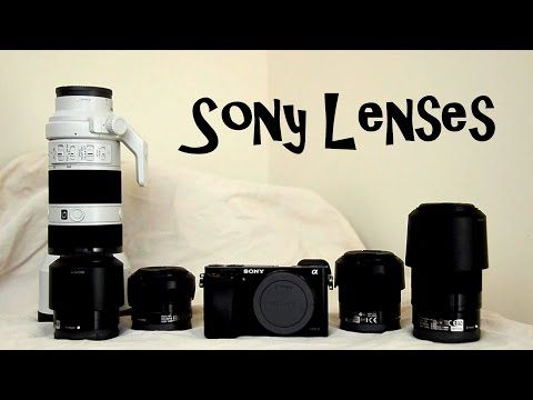 Reviews - Which is the best? Sony E Mount (Mirrorless) Lenses | Cameras Direct Australia