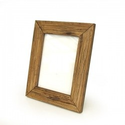 Photo Frames : Photo Frame by Mango Wood, Dcor w/bamboo for picture 6x8 inc 26708-BBD223 $29