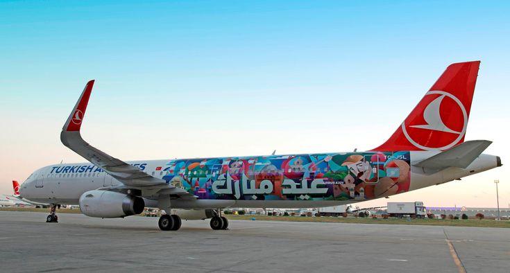 Eid Mubarak from Turkish Airlines! | Havayolu 101