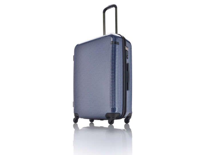"""出張や旅行のときに必須のスーツケース。個性をアピールしたければ、「和柄のスーツケース」はどうでしょうか? 海外旅行で使ったら、現地の人に受けがいいかもしれませんよ! ■茶道具の""""茶筅""""からインスピレーションを受けた繊細なリブデザイン バッグ & ラゲージの世界的ブランド """"ace."""""""