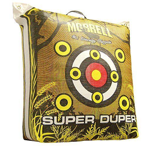 Morrell Super Duper Field Point Archery Bag Target Morrell…
