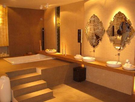 muebles para baños Fotos de Decoración Fotos de cuartos de baños diseño de baños  decoracion de banos