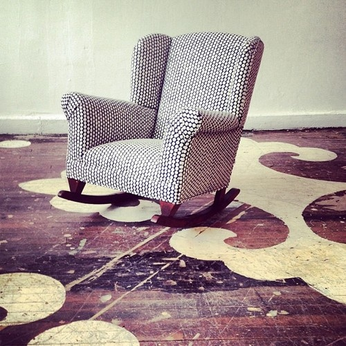Hable Fabric for back of chair