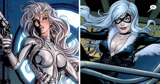 Altri due personaggi dei fumetti Marvel arriveranno sul grande schermo: BLACK CAT e SILVER SABLE