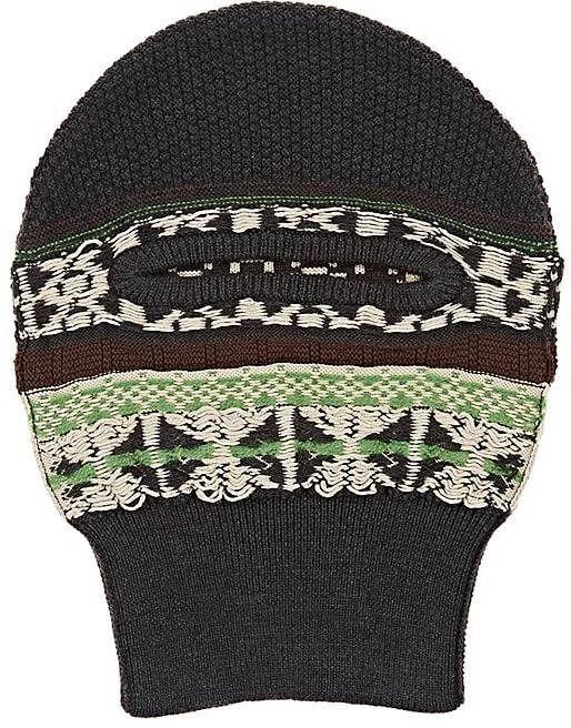 how to make a balaclava hat