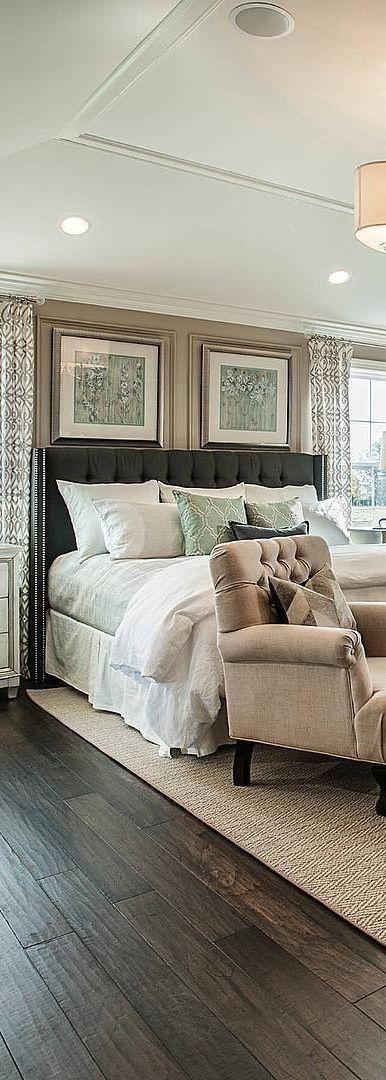 Woodbridge Homes Master Bedroom