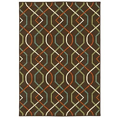 Montego Swizzle Indoor/Outdoor Rectangle Rug - jcpenney