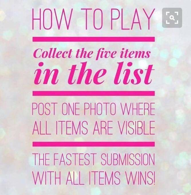 Start of scavenger hunt | Jamberry with Aimee | Pinterest ...