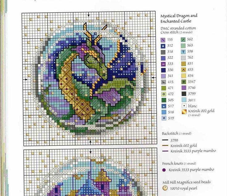 Beautiful cross stitch!  2