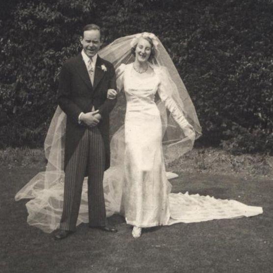 John Bowlby and Ursula Longstaff Bowlby