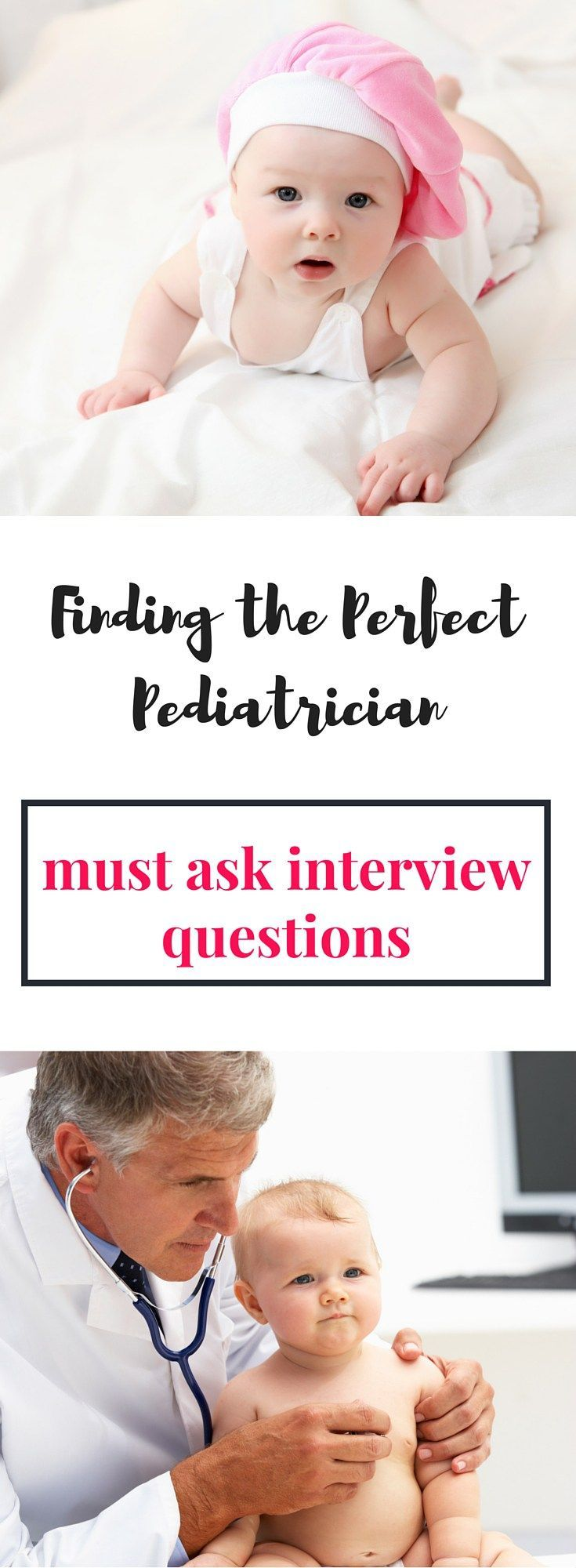ideas about list of interview questions finding a good pediatrician is one of the most important things we ll have to