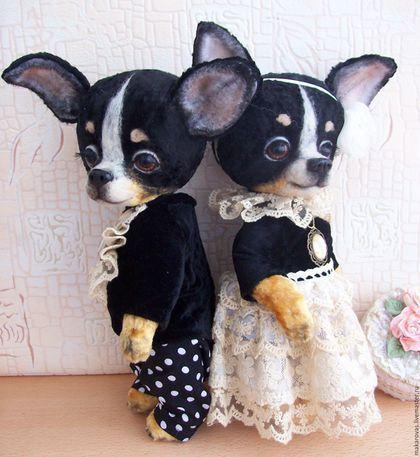 Chihuahua - erarbeiten nach der Bärenanleitung how to... hier im Ordner