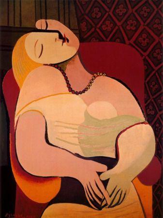 El Sueño #Reflejos #Picasso #Escuela