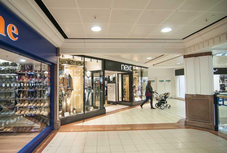 Pride Hill Shopping Centre 2014