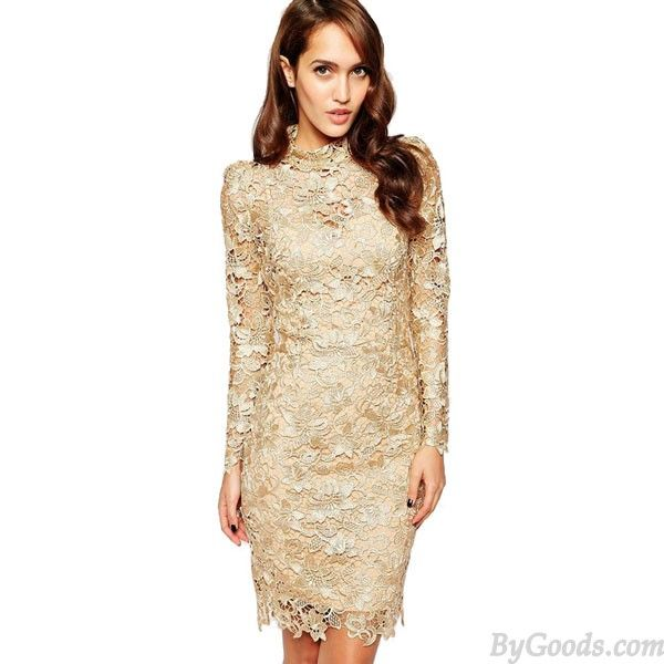 Slim Elegant Night Club Lace Dress  only $84.99 in ByGoods.com