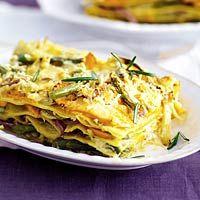 Recept - Lasagne met groenten - Allerhande