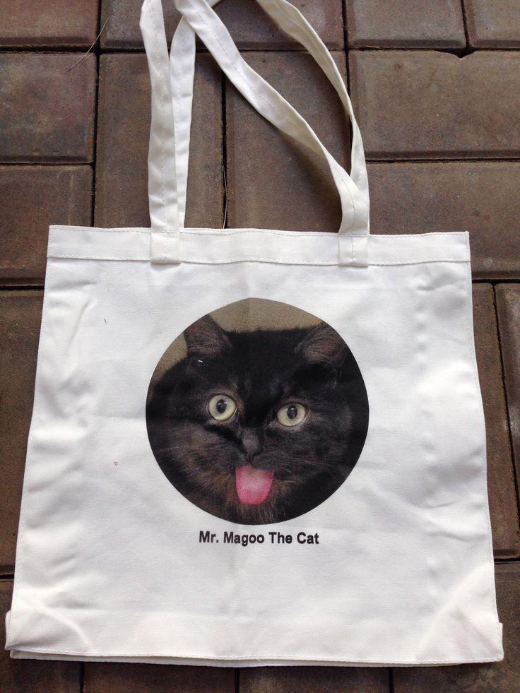 Magoo tote bags! $18