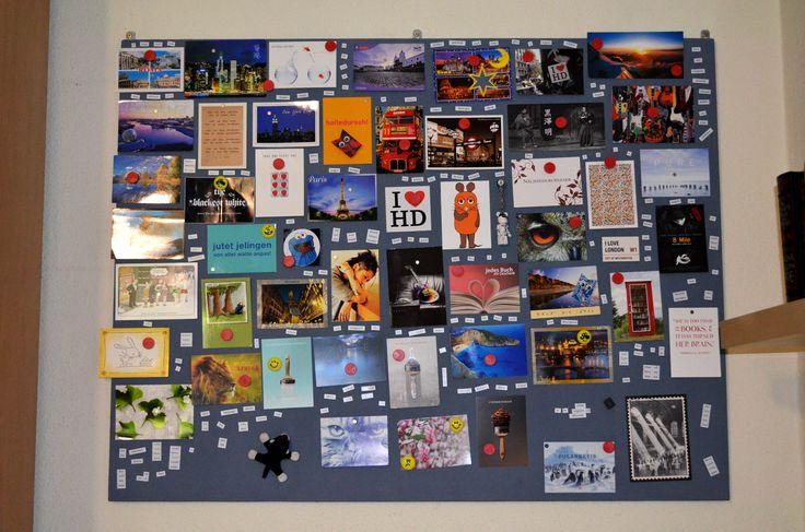 DIY Magnettafel –Magnet Board