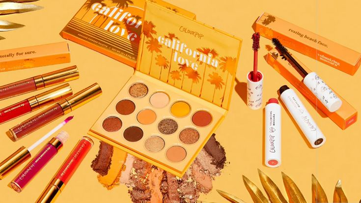 "ColourPop's California Love Collection Will Give You ""Resting Beach Face"" In The Best Way Possible"