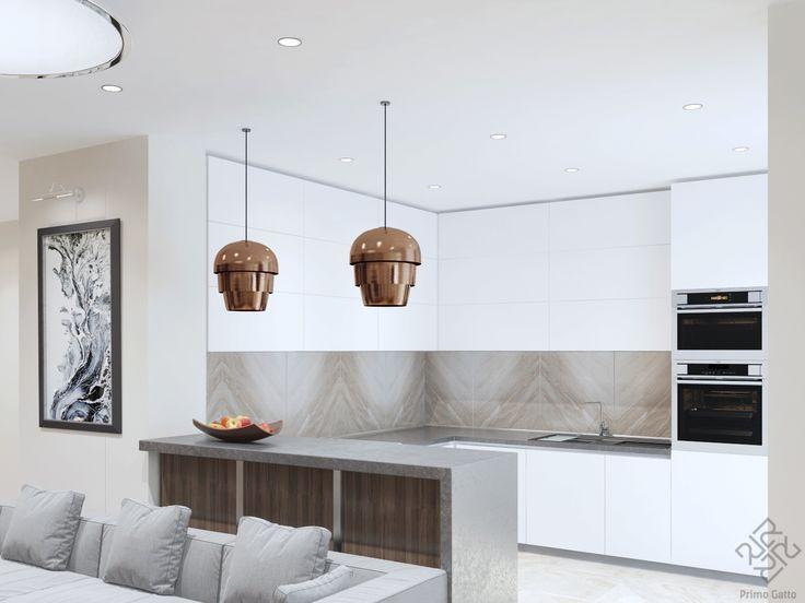 Разрабатываем новую кухню в современном стиле. Посмотрим, что получится)) Руководитель: #irina_shevtsova Архитектор: #nikolai_shturbin