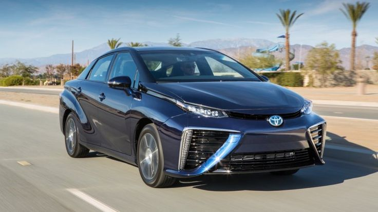 Toyota will debut Mirai hydrogen fuel-cell vehicle distribution in Europe by end of summer.