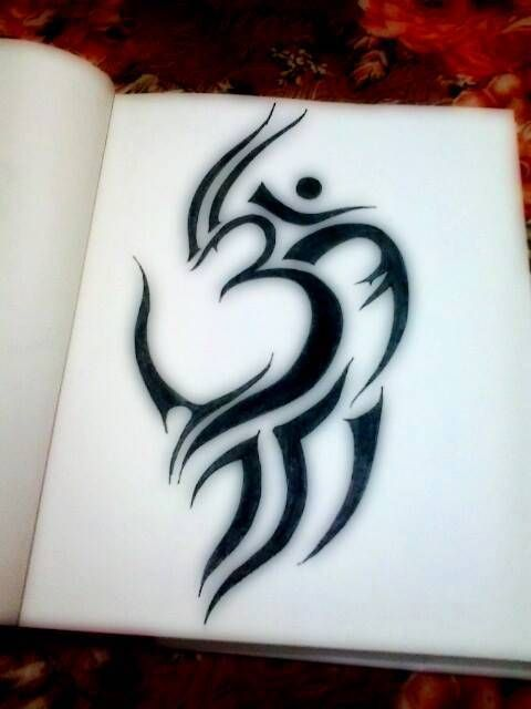 om namah shivay tattoo - Google Search