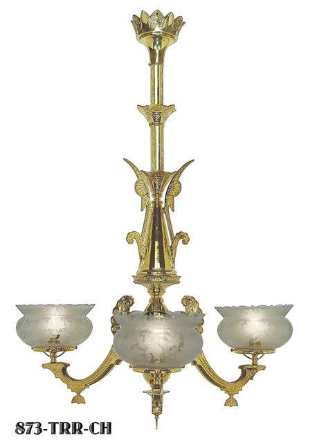 Victorian Reproduction Lighting Ideas