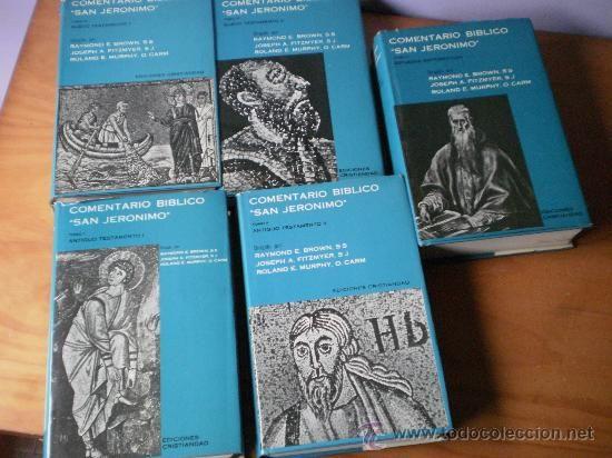 Ya a partir del s. III d.C. los comentarios o explicaciones del texto de la Sagrada Escritura empezaron a proliferar por todo el mundo cristiano. Valgan como ejemplo los nombres de Hipólito, Orígen…
